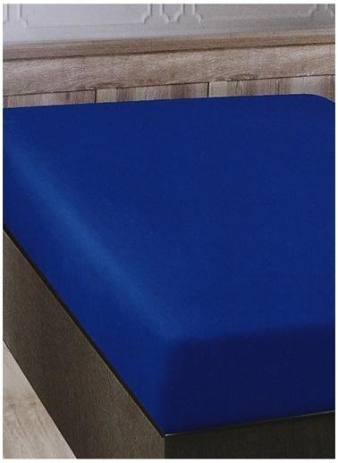 Boyner Evde Çarşaf Mavi